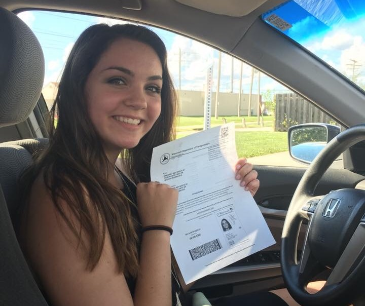 Meg Niedfeldt, junior, expresses her opinion on the nine months of restrictions that new drivers face. After finally facing the freedom of driving on her own, she still faces the laws that hold her back. Niedfeldt wishes that restrictions were for only three months rather than the current nine.