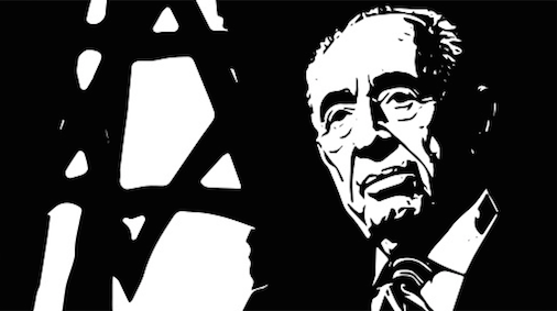 Shimon Peres, former Israeli President, died on Sept. 28, 2016 at the age of 93.