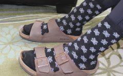 Socks and sandals: Rad or bad?