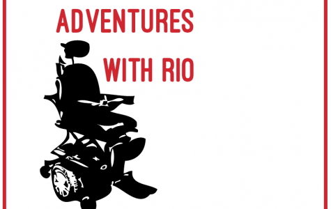 Adventures with Rio: Therapy