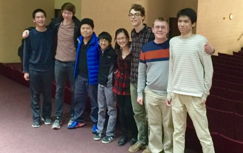Math team takes first place at the North Shore Mathematics contest