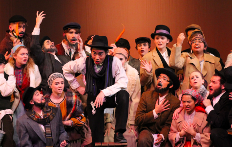 Winter musical performance review: Fiddler on the Roof