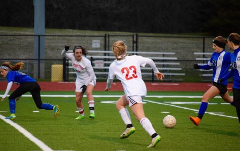 Girls soccer kicks it into the new season