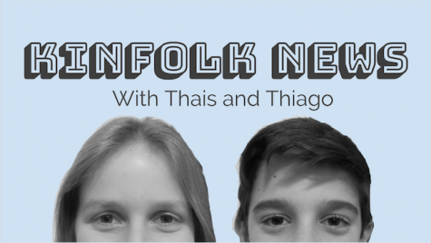 Kinfolk News Podcast: Episode 2