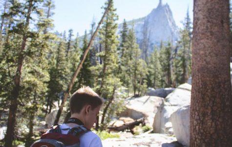 Freshman Friday: Drew Braaten climbs to great heights
