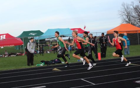 Photo gallery: Varsity track competes at West Bend