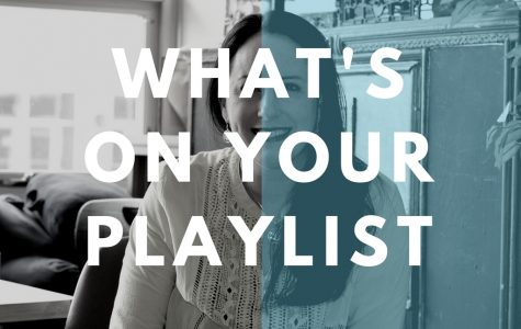 What's on your playlist: Angie Cicero
