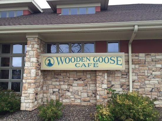 The Wooden Goose Cafe is one of Thiensville's many hidden gems.