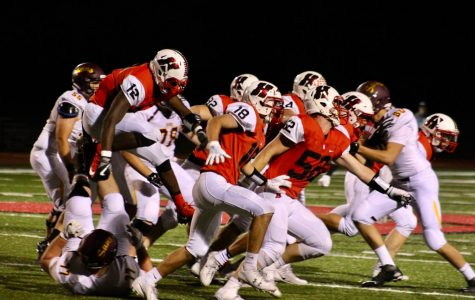 Football conquers West Bend East