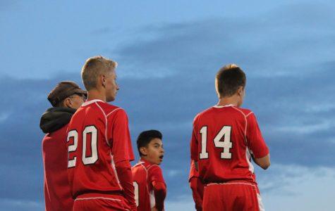 Boys soccer defeats West Bend West
