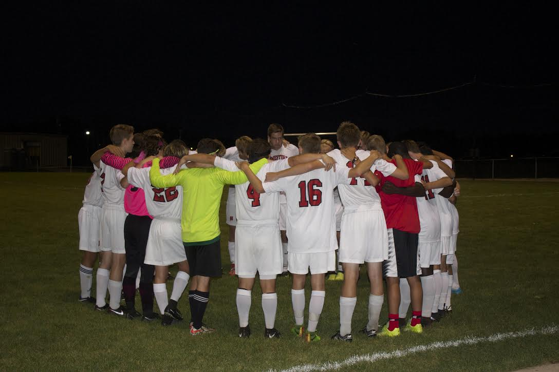 Boys soccer hopes for a strong comeback after loss