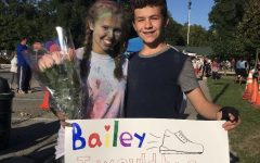 Freshmen attempt their first homecoming proposals