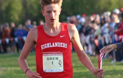 Student dominates state cross country championship