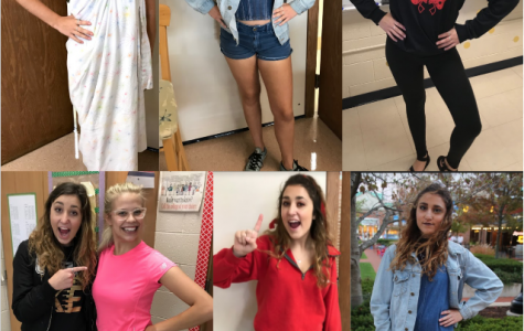 Blog post: I tried going all out for homecoming week