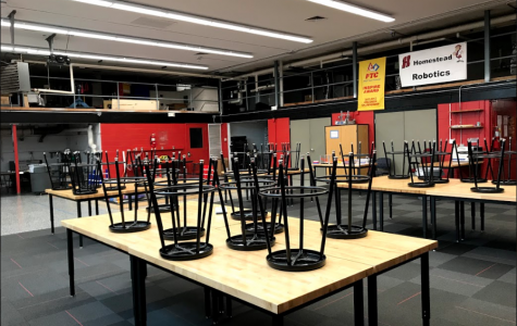 STEM lab furthers innovative renovations
