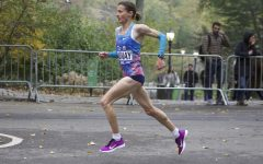 Five days after terrorist attack, New York Marathon forges on