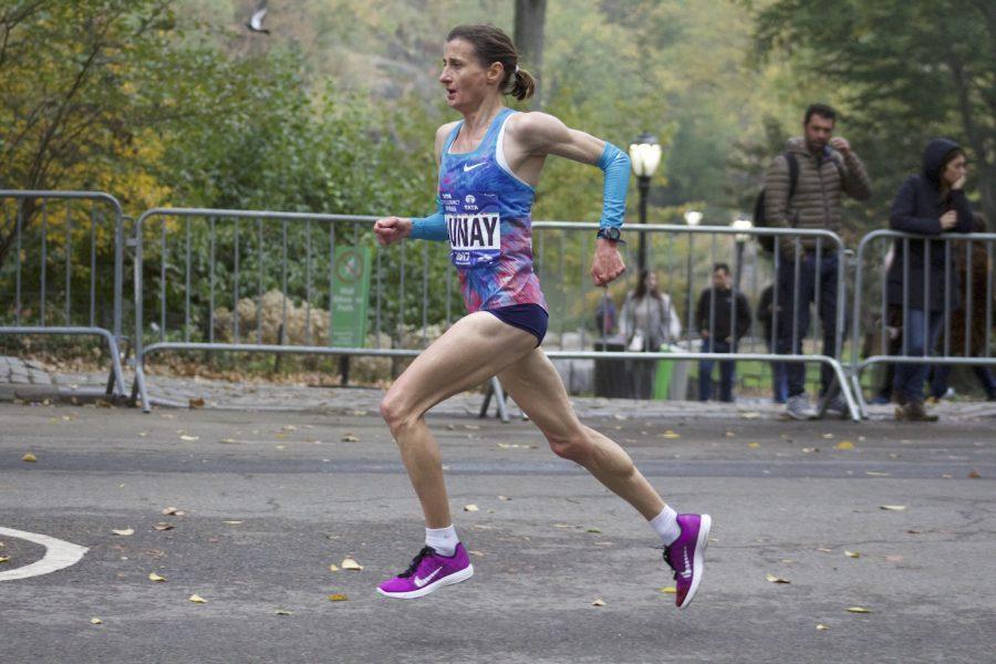 Five days after terrorist attack, New York Marathon forges on