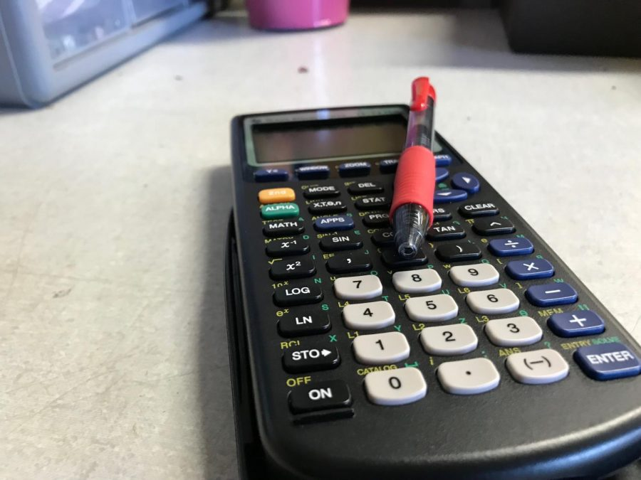 This was not a photo obtained from the investigation. This photo is to demonstrate the means by which students used to cheat on the AP Physics 1 exam.