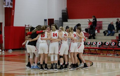 Photo gallery: Girls basketball beats Grafton at home