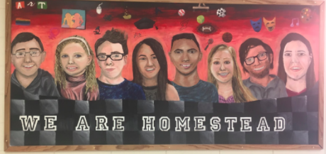 Homestead's priorities are for the betterment of the students, not just their test scores.