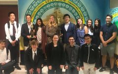 Debate team has impressive showing at state tournament