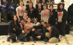 Robotics team places first at the Wisconsin State Technical Challenge Competition