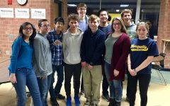 Varsity math team wins annual North Shore Math Contest