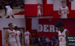 Boys varsity basketball highlights