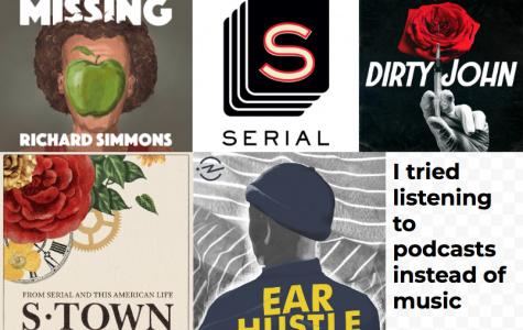 I tried listening to podcasts instead of music, and I am blown away