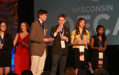 DECA dominates at state convention