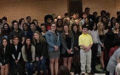 NHS Induction highlights the best in students
