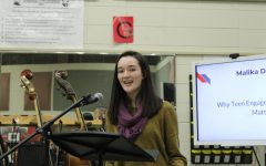 Students and staff inspire at Homestead TED talks