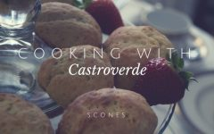Cooking with Castroverde: Scones