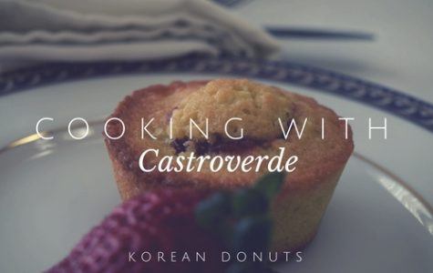 Cooking with Castroverde: Two-tier Victorian sponge cake