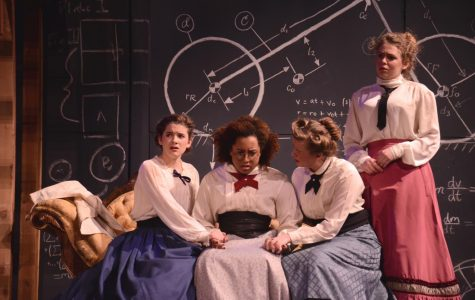 Blue Stockings performance highlights education equality