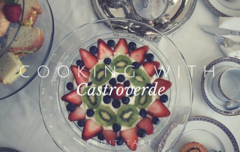 Cooking with Castroverde: Fruit Tart