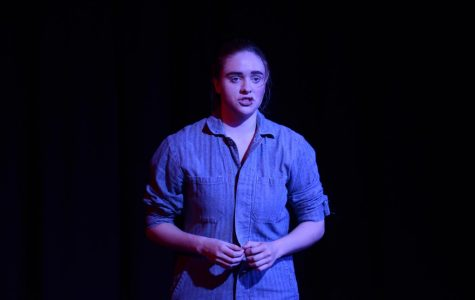 An Evening of One Acts: Students perform final showcases