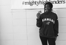 Homestead High School senior, India Wilkerson, learned a valuable lesson about using her credit card.