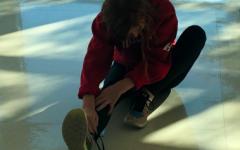 Freshman varsity runner shares her path of persistence