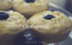 Cooking with Castroverde: Lemon Tart