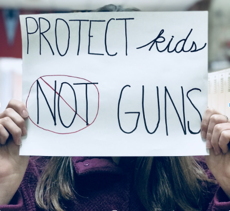 Students must be protected over guns; stress is increasing rapidly due to school shootings.
