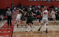 Girls basketball victorious against Kettle Moraine Lutheran