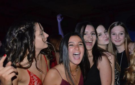Students attend new winter formal