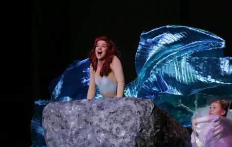 Under the sea with 'The Little Mermaid'
