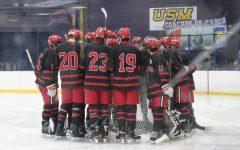 Coaches vs. Cancer: Boys hockey game against USM raises money and awareness