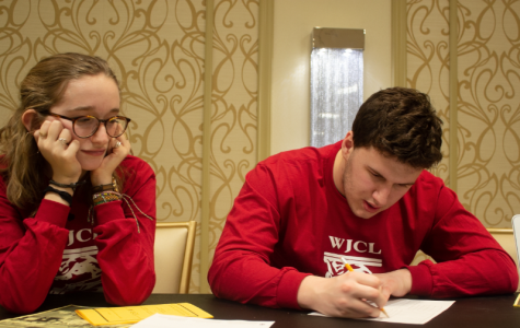 Latin students attend annual Latin Convention