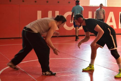 Q and A with wrestler Jacob Zupke