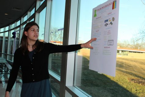 AP Research students present their final projects