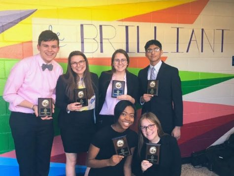 Debate team finds success at Badgerland competition