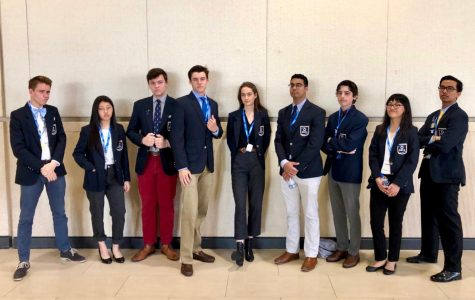 Final battle: DECA at internationals